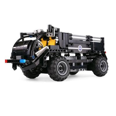 블럭 테크닉 스마트폴리스 수송차량 블럭RC CBT740088