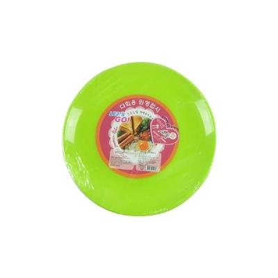 피크닉팜소풍(접시)10호 2EA 소풍접시 나들이접시