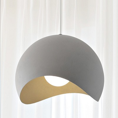 [바이빔][LED] 빈1등 펜던트-그레이