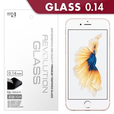 [프로텍트엠/PROTECTM] 레볼루션글라스 0.14 피코슬림 강화유리 액정보호방탄유리/방탄액정보호필름 아이폰6S플러스/6플러스 iPhone6S Plus/6S Plus 5.5인치