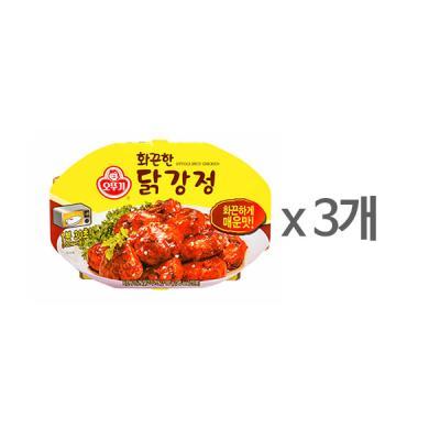 [오뚜기] 화끈한 닭강정 (180g) x 3