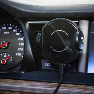 디셈 DH-A01 차량용 QC3.0 모션 거치대