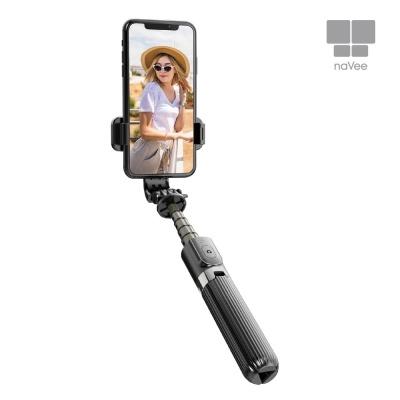 나비 NV13-SFS10 셀피스틱 스마트폰 액션캠용 셀카봉