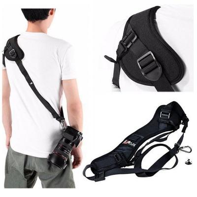 목 어깨 카메라 보호 슬링 휴대용 숄더 편한 체스트