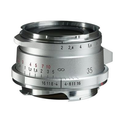 보이그랜더 ULTRON VL 35mm F2 Type II /VM Silver