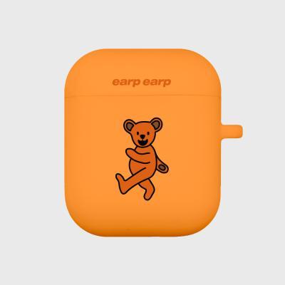 Hi bear-orange(Air Pods)