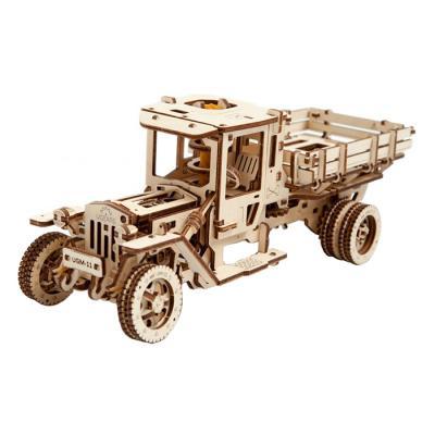 420피스 목재 입체퍼즐 - 유기어스 트럭 UGM-11