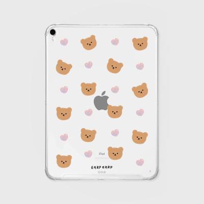 Dot love and bear(아이패드-투명)