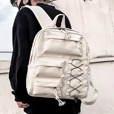 백팩 직장인 데일리 가벼운 가방 포켓