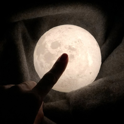 [터치더루나] 달무드등 달 10cm