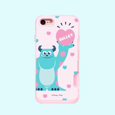 디즈니 몬스터주식회사 핑크 카드범퍼케이스(3디자인)