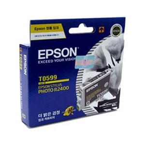 엡손(EPSON) 잉크 C13TO59970 / 더밝은검정 / Stylus Photo R2400