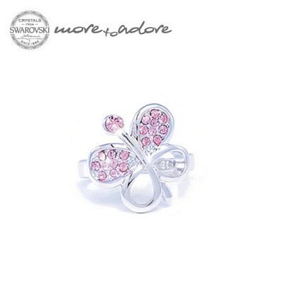 [모어투어도어] moretoadore Figurative Butterfly Ring 반지 ( 5065580 / 5065579 )