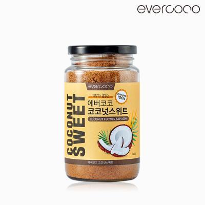 [에버코코] 코코넛 스위트 380g