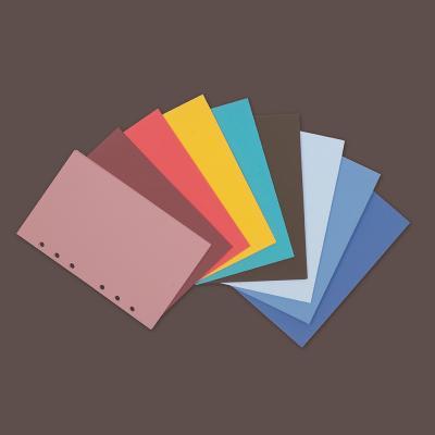 루카랩 6공다이어리 아카이브 컬러 노트 Vol.2
