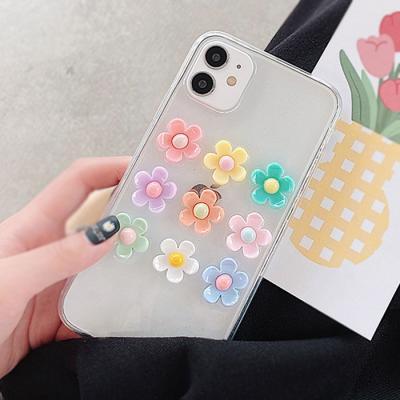 미니 플라워케이스(아이폰11)