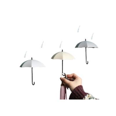 우산 모양 벽에 거는 후크