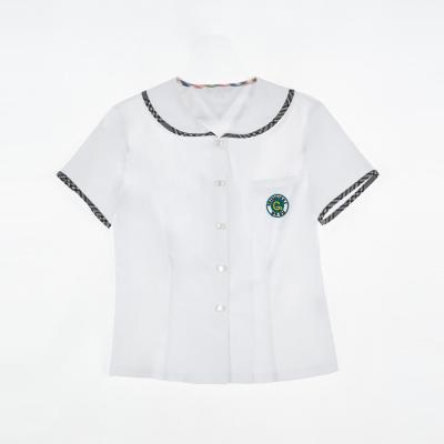 [교복아울렛] 여자 하복 반팔셔츠 (광남중)