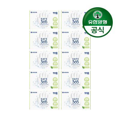 [유한양행]해피홈 비누 그린샤워향 (85gx1입) 10개
