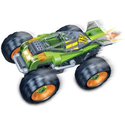 [3D퍼즐마을][반바오] BO8603 터보파워 그린랜드-풀백 모터