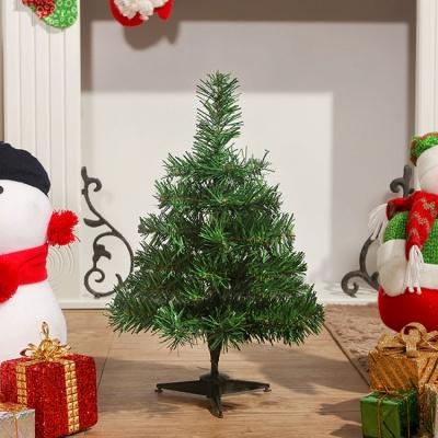 40cm 스카치 크리스마스트리 탁상트리 미니트리