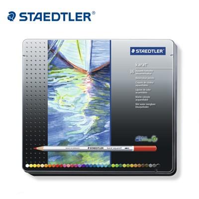 스테들러 전문가용 수채색연필 36색/125M36