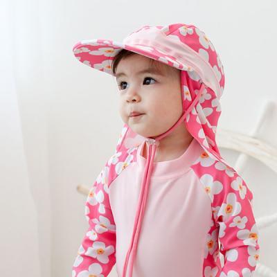 핑크 블러썸 유아 플랩캡(0-10세) 203804