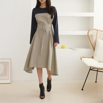 Ardour Unbal Dress