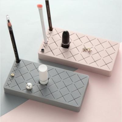 모던 실리콘 립스틱 꽂이 1개(색상랜덤)