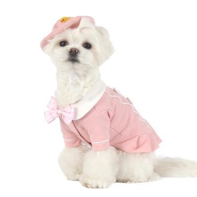 킨더 면 원피스 (핑크)