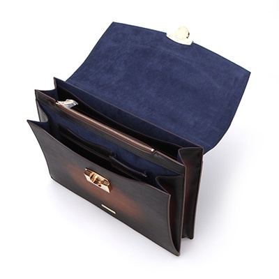 [듀퐁] 아뜰리에 라인 서류 가방 CG191200