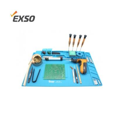 엑소EXSO 실리콘 솔더링 매트 EXS-160