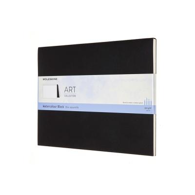 아트컬렉션-워터컬러 블럭/블랙 하드 XL