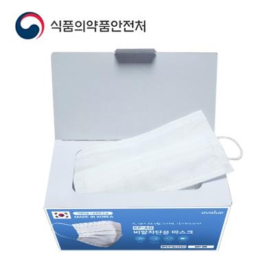 오밸류 국내제작 KF-AD 비말 차단용 마스크 (50매)