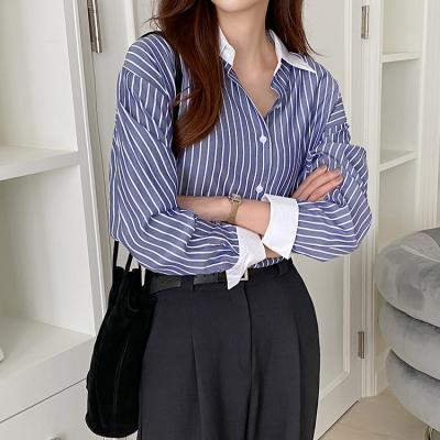Olivia Stripe Shirts
