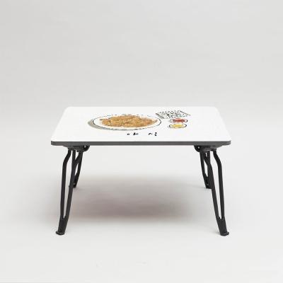 라미나 포터블테이블 | 드로잉메리에디션 art no.002