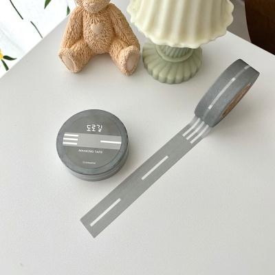 [람찌네소품샵] 도로길 마스킹테이프/15mm
