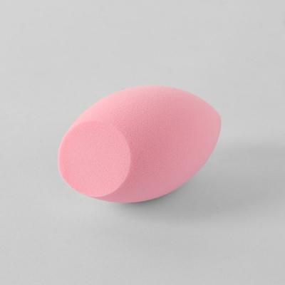 뷰티숍 메이크업 사선 퍼프(핑크)