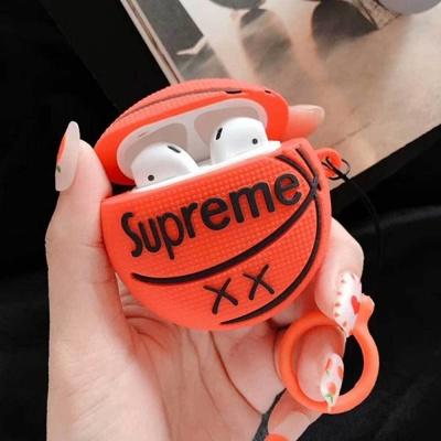 남자 친구 선물 농구공 모형 악세사리 이어폰 커버