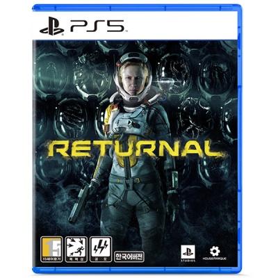 PS5 리터널 한글판 / PS5 Returnal (할인이벤트)