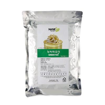 녹차파우더 (1kg x 1봉)