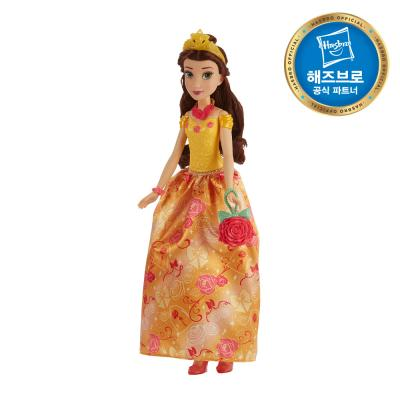 디즈니프린세스 서프라이즈 드레스 벨 미녀와야수