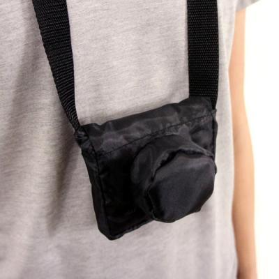 아이디어 디자인 접이식 카메라 모양 숄더백 가방