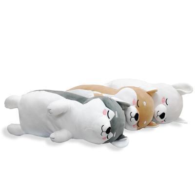 정품 대형 위도그 슬리핑 강아지 애착인형 45cm