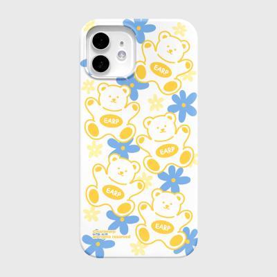 FLOWER BABA-YELLOW/BLUE(하드)