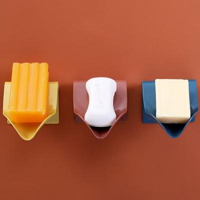 브이라인 디자인 비누홀더 4color