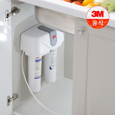 3M 맞춤정수기 C1 - 깨끗하고 맑은 물맛