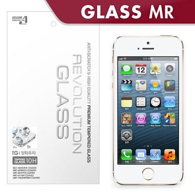 [프로텍트엠/PROTECTM] 아이폰5s/5c/5 iPhone5s 레볼루션글라스 미러 강화유리 액정보호방탄유리/방탄필름