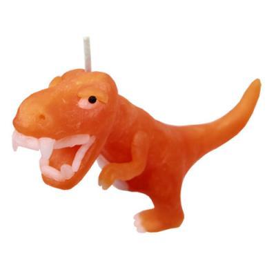 공룡 티라노사우르스 양초