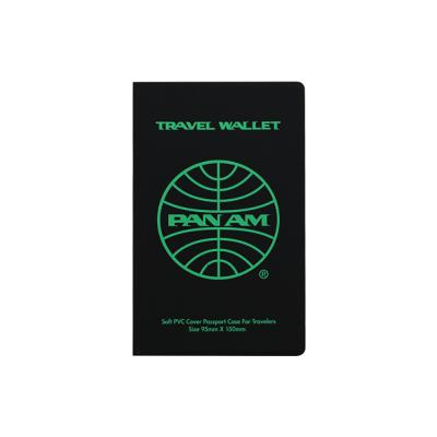 [PANAM] TRAVEL WALLET_ GREEN